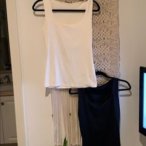 Two tanks from Zara